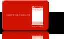Carte fidélité Artiga