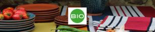 Coton Bio - largeur 160cm