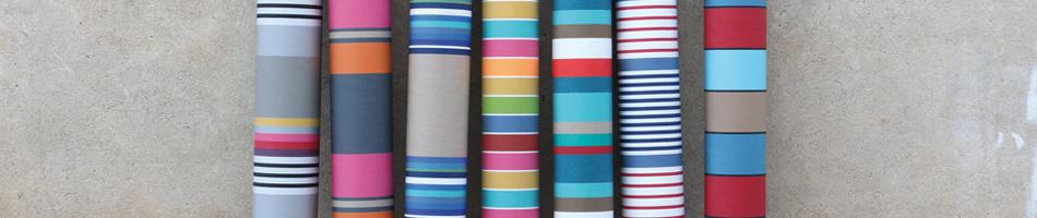Toiles transat ext rieur artiga 100 acrylique for Toile exterieur au metre