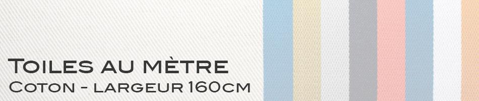 Coton - largeur 160cm