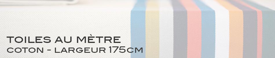 Coton - largeur 175cm