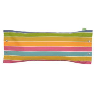 Coussin cale dos - 90x35 cm - Outdoor Sunbrella ADRIATIQUE