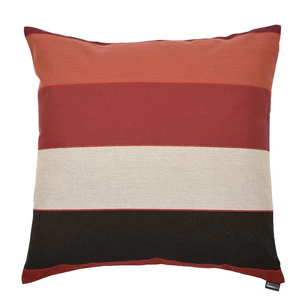 coussin carr 60 x 60 cm laas rouge artiga. Black Bedroom Furniture Sets. Home Design Ideas