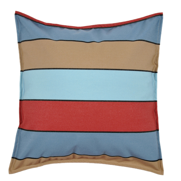 coussin carr 60x60 cm outdoor sunbrella caspienne artiga. Black Bedroom Furniture Sets. Home Design Ideas