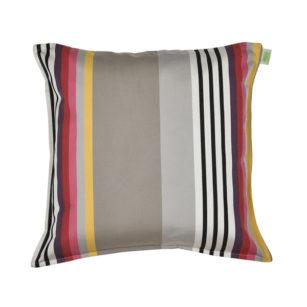 Coussin carré Biface 60x60 cm - Outdoor Sunbrella INDIEN/MIMOSA