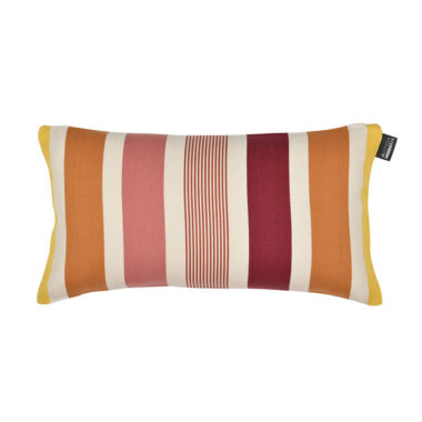 Coussin rectangulaire 25 x 40 cm GARLIN OCRE