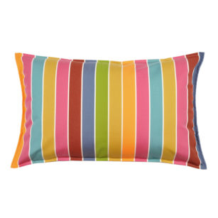 Coussin rectangulaire 70x45 cm - Outdoor Sunbrella ADRIATIQUE