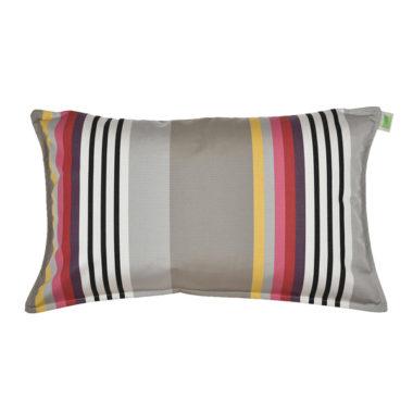 Coussin rectangulaire 70x45 cm - Outdoor Sunbrella INDIEN/MIMOSA