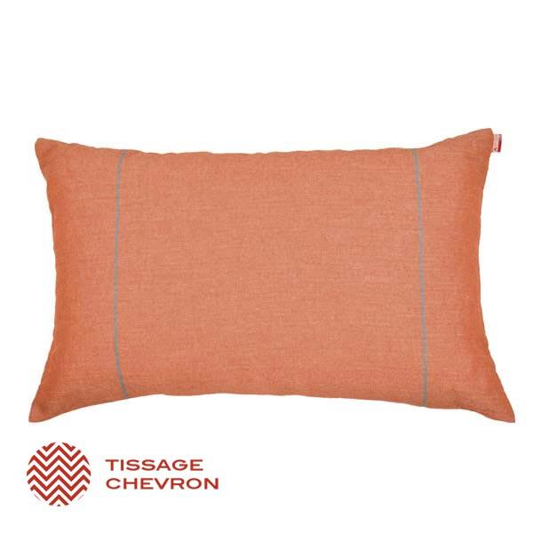 coussin rectangulaire elaine orange artiga. Black Bedroom Furniture Sets. Home Design Ideas