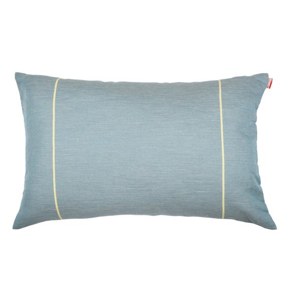 coussin rectangulaire elin bleu artiga. Black Bedroom Furniture Sets. Home Design Ideas