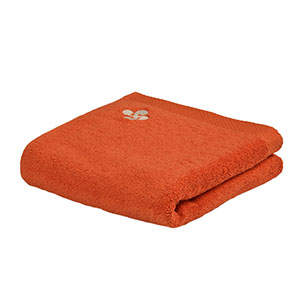 Drap de douche 140x70 cm ORANGE
