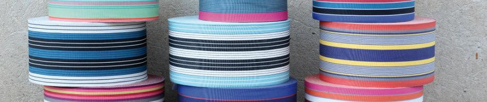 Toiles espadrille coton