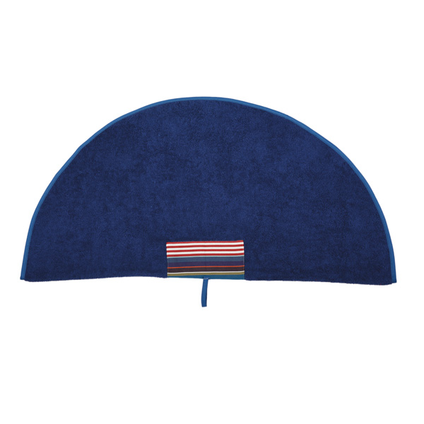 essuie main rond marine tyrosse bleu artiga. Black Bedroom Furniture Sets. Home Design Ideas
