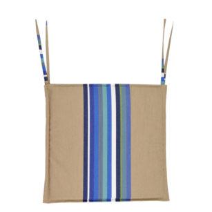Galette de chaise Outdoor Sunbrella CARAIBES
