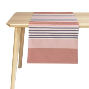 Jeté de table LARRAU ROSE