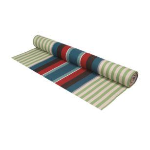 Métrage toile coton 160 cm de large TYROSSE BLEU