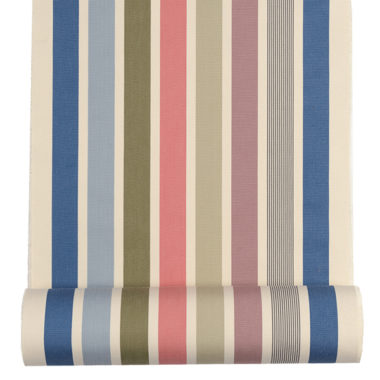 Métrage toile transat coton 43 cm GARLIN CORAIL