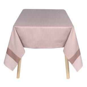 Nappe coton OZOURT ROSE