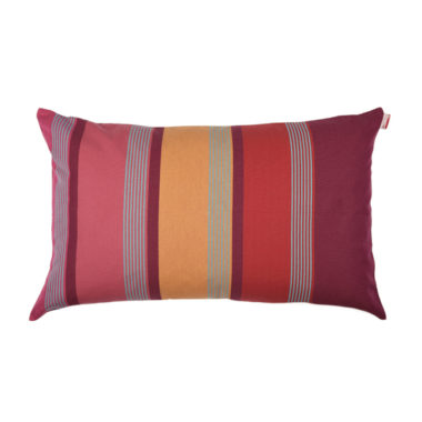 Coussin rectangulaire BIDOS CASSIS