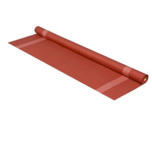 Métrage toile coton 180 cm de large OZOURT BRIQUE
