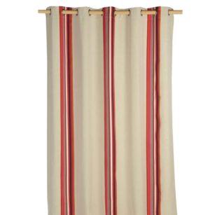 rideaux oeillets pr ts poser artiga d coration de la maison. Black Bedroom Furniture Sets. Home Design Ideas