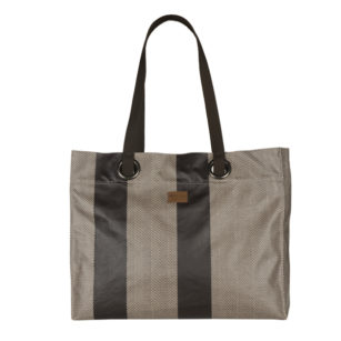 Sac Aniko CHEVRON MARRON