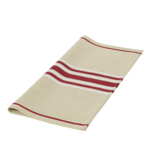Serviette de table CORDA METIS BX BLANC