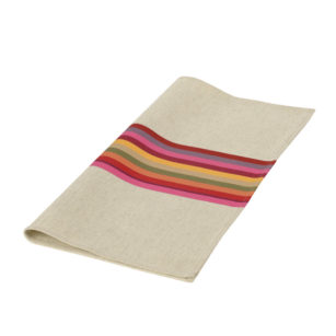 Serviette de table MAULEON FUSCHIA