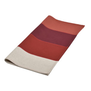 Serviette de table LAAS ROUGE