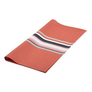 Serviette de table MAULEON CORAIL