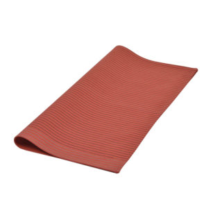 Serviette de table SAUVELADE BRIQUE