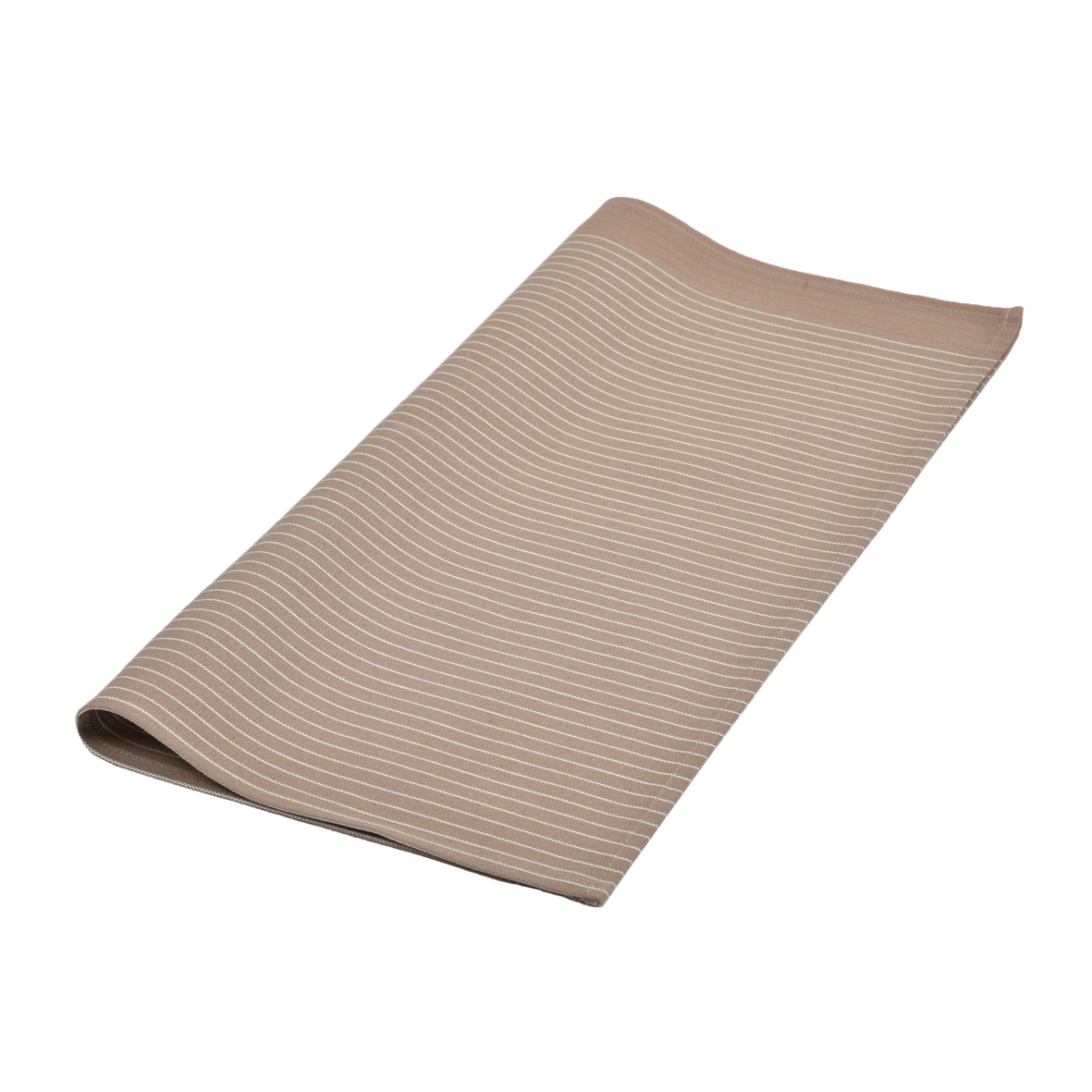 Serviette de table sauvelade mastic artiga - Serviette de table tissu ikea ...