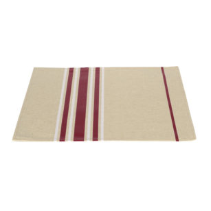 Set de table enduit 48x40cm CORDA METIS BX/BL