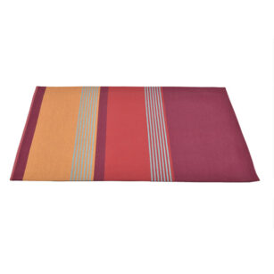 Set de table enduit 48x40cm BIDOS CASSIS