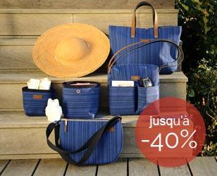 Sacs et accessoires en soldes jusqu'à -40%