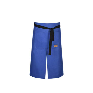 Tablier bistro BLEU ROYAL