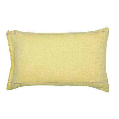 Taie oreiller rectangle 50 x 75 cm MIEL