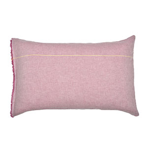 Taie oreiller rectangle 50 x 75 cm ROSE