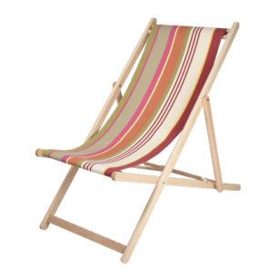 Toile à transat - prête à poser - pour chilienne/chaise longue GAMARDE