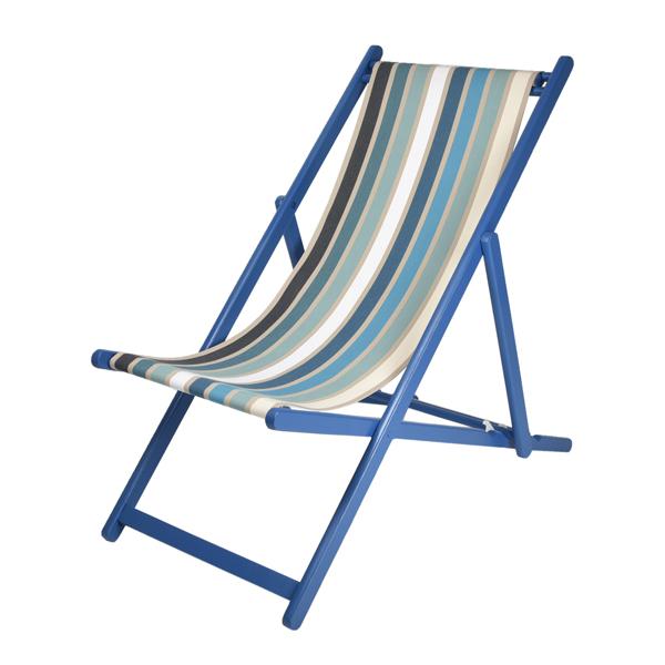 toile transat pr te poser pour chilienne chaise longue garlin bleu artiga. Black Bedroom Furniture Sets. Home Design Ideas