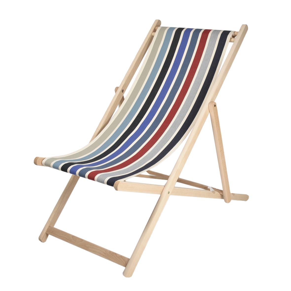 Toile à transat - prête à poser - pour chilienne/chaise longue GARLIN MARINE