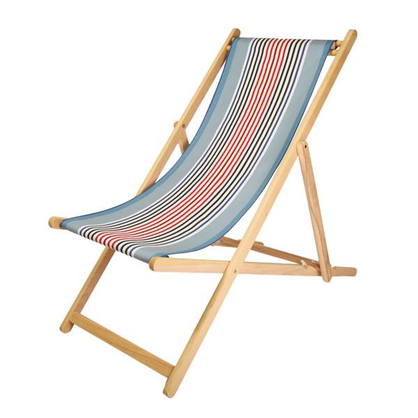 Toile transat pr te poser pour chilienne chaise longue hinx artiga - Toile pour chilienne ...