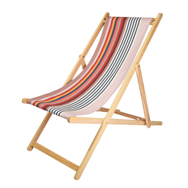 Toile pour chaise longue toile torchon bleu en polyester for Chaise longue pour deux