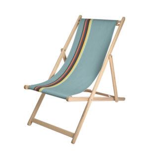 Toile à transat - prête à poser - pour chilienne/chaise longue MAULEON CELADON