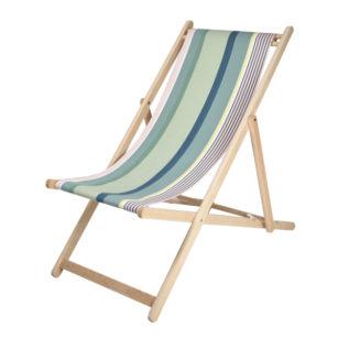 Toile à transat - prête à poser - pour chilienne/chaise longue POYARTIN