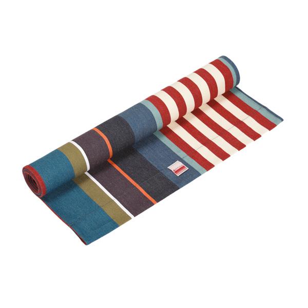 chilienne coton tyrosse bleu artiga. Black Bedroom Furniture Sets. Home Design Ideas