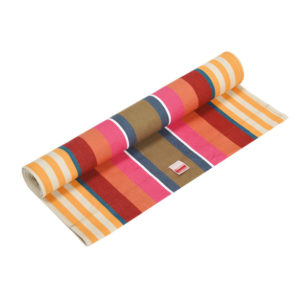 Toile à transat - prête à poser - pour chilienne/chaise longue TYROSSE JAUNE