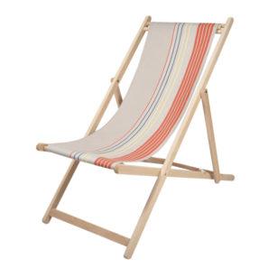 Toile pour chilienne - chaise longue - Outdoor Sunbrella ARCTIQUE