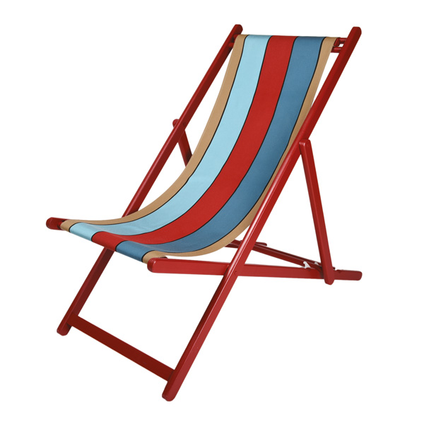 Toile pour chilienne chaise longue outdoor sunbrella caspienne artiga - Toile pour chilienne ...