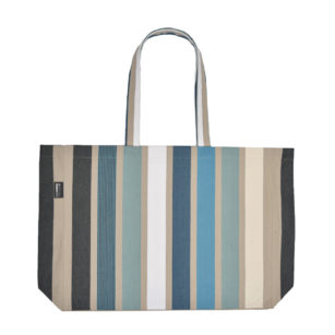 Tote bag GARLIN BLEU